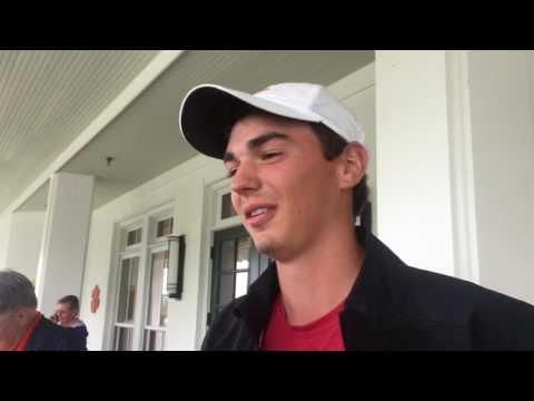 TigerNet.com- William Nottingham  on defending the ACC Championship in Men's Golf
