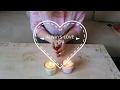 Мастер класс по изготовлению массажной свечи Делаем подарок ко Дню всех влюбленных