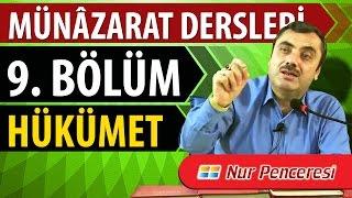 Mustafa KARAMAN - Münâzarat Dersleri Dokuzuncu Bölüm