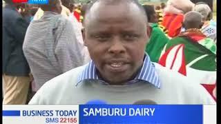 Samburu pastoralists get new skills for dairy farming