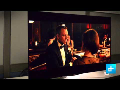 LG 55EA9800 Curved OLED TV Review