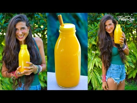 Video Juice Recipe for Stomach Inflammation & Improved Digestion!