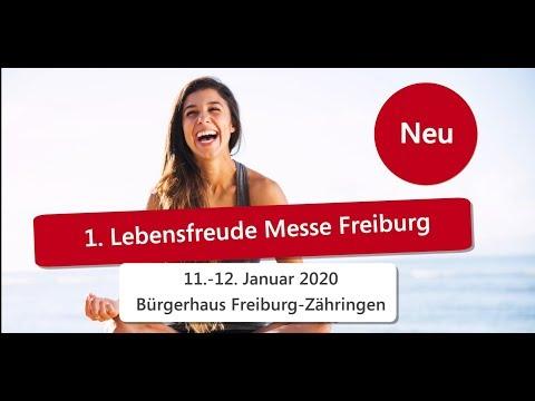 Neu!! Die Lebensfreude Messe kommt nach Freiburg mit Gesundheit, Nachhaltigkeit, Veggi-Food & Co