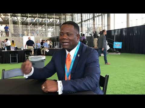 Conference USA Media Day Interview UTSA Coach Frank Wilson 7.17.19