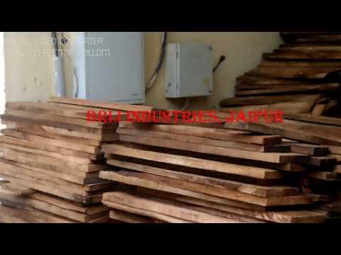 Timber Seasoning Plant