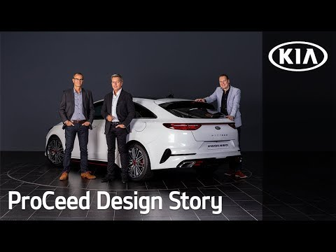Design Story | All-New ProCeed | Kia