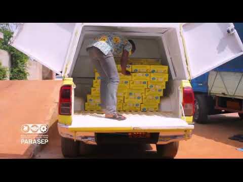 Le déroulement du projet PARASEP au Bénin (Français)