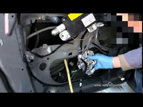Sustitución elevalunas BMW E46