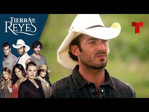 Tierra de Reyes   Capítulo 60   Telemundo Novelas