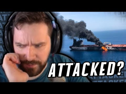 Gulf of Oman Tanker Attacks - Destiny Extras
