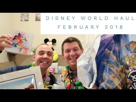c211c60ce0 Walt Disney World Haul - February 2018 - Shopping Haul