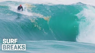 Kelly Slaters Psycho Slab, Palm Springs W/ Snapt 4 Crew, Justine Dupont Lawn Patrol | SURF BREAKS