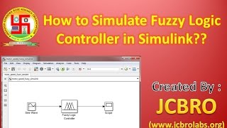 Simulate Fuzzy Controller in Simulink (Motor speed Control) ...