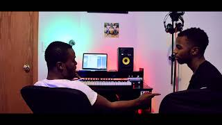 Boniface Undji Studio Session   Cover Song   BKB Prodruction