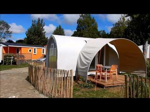 Présentation camping les Ecureuils