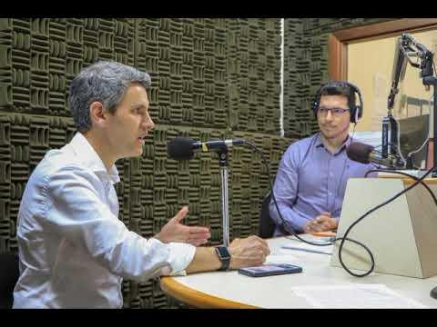 Programa Hora marcada - entrevista Gilson Santos 18/09/2019