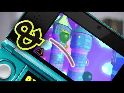 Видео № 0 из игры PAC-MAN & Galaga Dimensions [3DS]