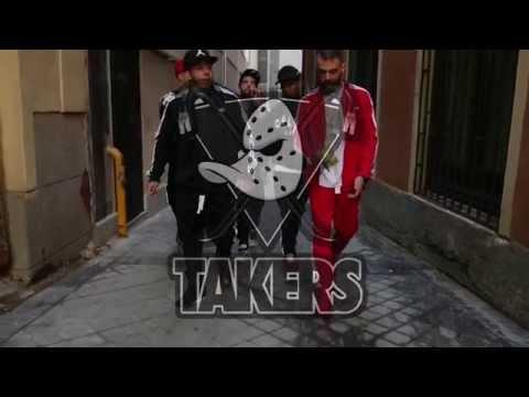 TAKERS · RUN-DMC