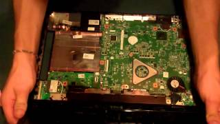 How to Upgrade Hard Drive - Dell Inspiron 15R N5010 or N5110 - Most