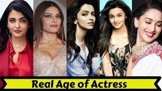 10 Real Age of Famous Bollywood Actress - Download this Video in MP3, M4A, WEBM, MP4, 3GP