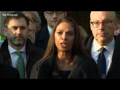 Gina Miller: statement after Brexit judgement
