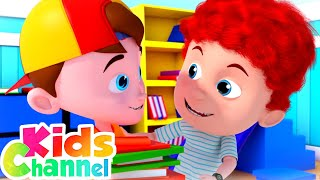 May I Please | Schoolies Songs And Nursery Rhymes for Children from Kids Channel