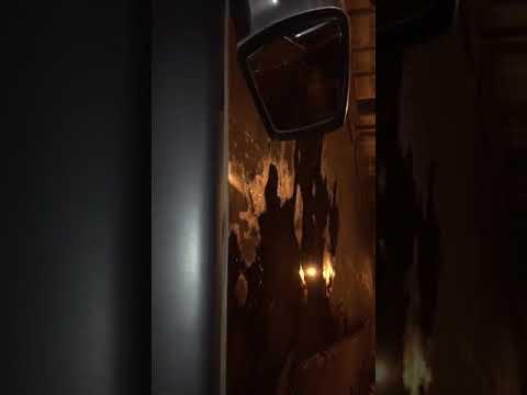 Vazamento de água em Araguatins