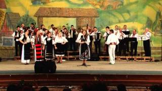 Spectacol aniversar - Scoala Populara de Arte Liviu Borlan Baia Mare - muzica populara 2013, p II