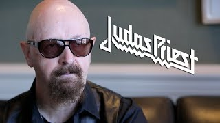 Judas Priest Talks About 'Redeemer of Souls'