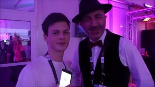 Serhat (San Marino 2016) interview @ Nordic party | wiwibloggs