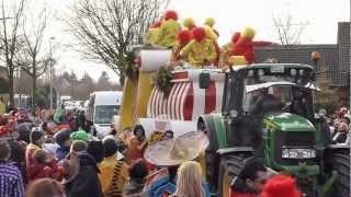 preview picture of video 'Karnevalssonntag in Hürth Efferen 2013'
