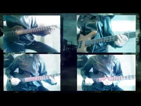 "Perturbator ""I AM THE NIGHT"" - Metal Cover"