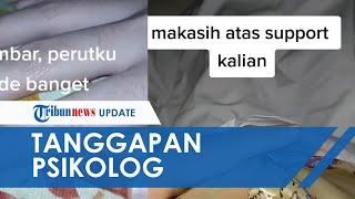 VIRAL Video TikTok Mahasiswi Hamil Anak Kembar Ditinggal Pacar, Ini Tanggapan dari Psikolog