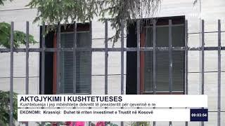RTK3 Lajmet e orës 09:00 30.05.2020