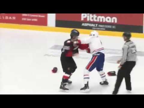Kody McDonald vs. Tyson Helgesen