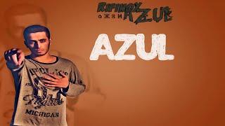 Rifinox - AZUL (Lyrics Video)