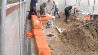 Greenhouse Project - using hyperadobe