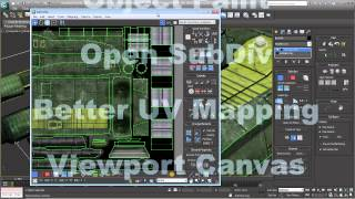 3ds Max 2015: See the Difference - Modeling