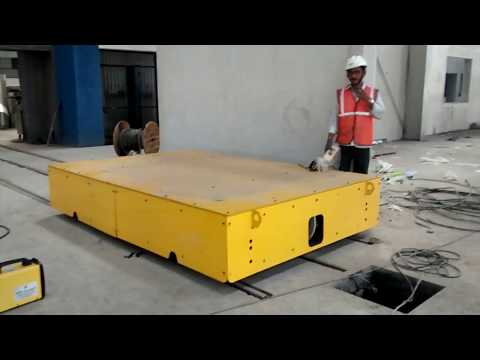 Flame Proof Trolleys For Chemical Industries