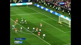 Сборная России одержала победу над командой Чехии