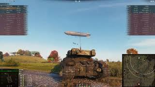 Лбз СТ-15 на Об. 260 и ругань союзников