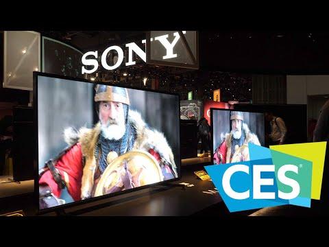 External Review Video c0ZriwiNJuI for Sony ZH8 8K Full Array LED TV