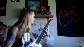 Children Of Bodom - Trashed, Lost & Strungout (COVER)