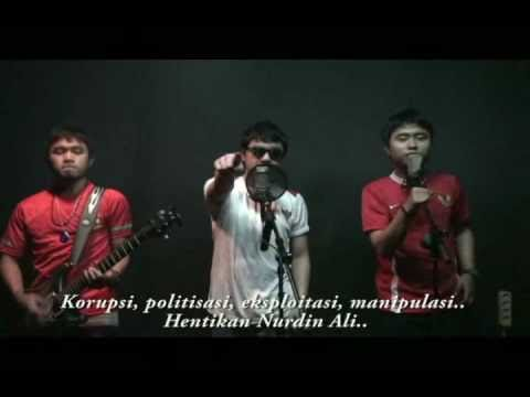 Video Klip Sayyidin Band  Sindir Nurdin Halid via YouTube