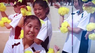 希望が丘高校  \青ブロック★男子演舞★/  体育祭