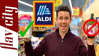 10 Healthy Grocery Items To Buy At Aldi in 2019...And What To Avoid!
