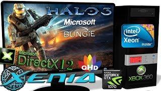 xenia dx12 halo 3 - मुफ्त ऑनलाइन वीडियो