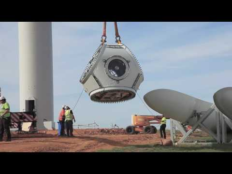 , title : 'Turbine Installation