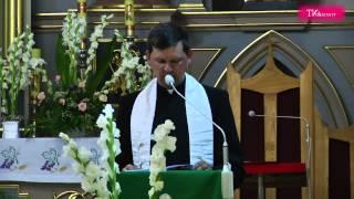 preview picture of video 'Apel Jasnogórski w kościele pw Wniebowzięcia Najświętszej Maryi Panny w Izbicy Kujawskiej'