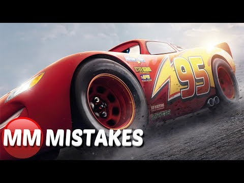 Disney Cars 3 (2017) Movie Mistakes & Goofs | Cast of Cars 3